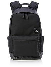 adidas 阿迪达斯 中性 双肩背包 CF9007 黑/黑/白 均码