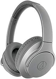 Audio-Technica 铁三角 ATH-ANC700BT Quietpoint® 无线降噪耳机ATH-ANC700BTGY