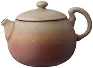 TEA SOUL 8 x 8 x 6.5厘米 繁荣锅,红色/黄色