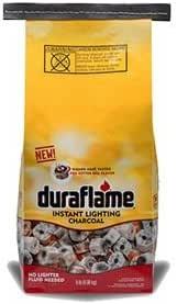 Duraflame Cowboy 33401 9LB InstantLGT Charcoal 9 lb