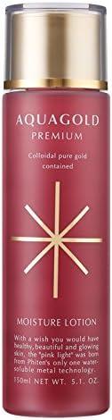 phiten AQUA 金 高级保湿化妆水 150ml 1015AC051000