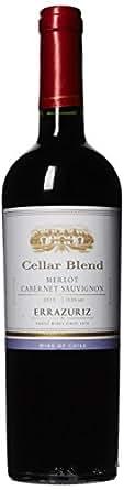 【亚马逊直采】Vina Errazuriz 伊拉苏酒庄酒窖混酿梅洛赤霞珠红葡萄酒750ml(亚马逊进口直采,智利品牌)