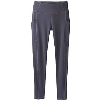 prAna Electa 打底裤,煤色,小号