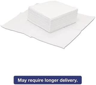 Hospital Specialty Co. TOUGHWORKS 四层尼龙卷发棒,散装,白色,900/盒