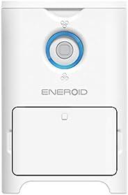 SECULINE 多個數自動充電器 ENEROID EN10 USB-AC適配器套裝 可收納12根 帶防誤充電功能 【國內正品】