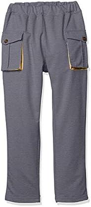 SKIN 短裤 工装裤 男童 14281709 黑色 日本 130 (日本サイズ130 相当)