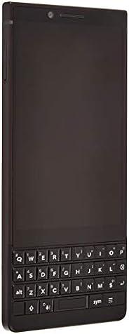 BlackBerry 黑莓 KEY2 黑色 128GB BBF100-9 安卓 无SIM锁 智能手机 QWERTY键盘
