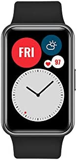 Huawei 华为 Watch Fit 黑色 + AM61 耳机黑色