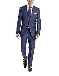 Calvin Klein 男士 X-fit 两件套西装