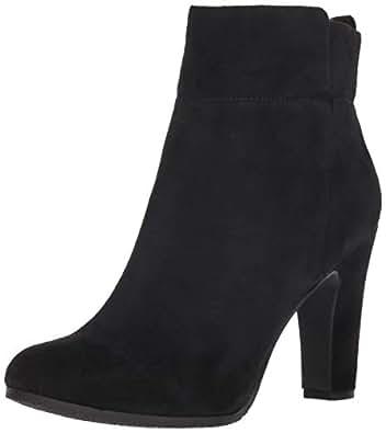 Sam Edelman 女 踝靴 Sianna G0340L1001 黑色麂皮 35.5 (US 5.5)