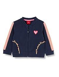 s.Oliver 青少年女婴运动夹克 Langarm 运动衫