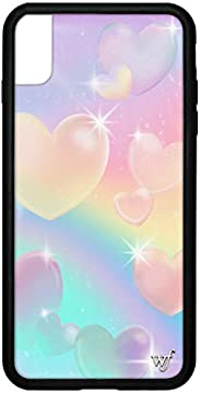 野花限量版手机壳适用于 iPhone Xs MaxWIL_HHEA201XM  Heavenly Hearts (iPhone XS Max)