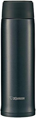 ZOJIRUSHI 象印 不锈钢水杯 直饮 轻巧 保冷保温 480ml 黑色 SM-NA48-BA