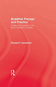 """Buddhist Precept & Practice (English Edition)"",作者:[Gombrich]"