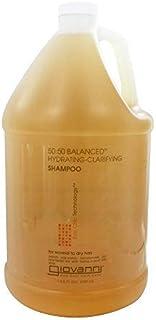 Giovanni 50:50 平衡保湿净化洗发水 - 28.35 毫升