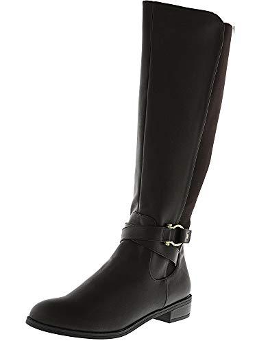 Karen Scott 女士 Davina 包趾及膝时尚靴子