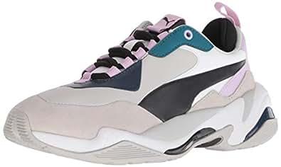 PUMA 女士 Thunder 运动鞋 Deep Lagoon-orchid B 6 M US
