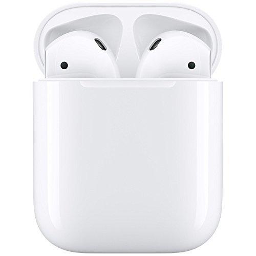 日亚:Apple AirPods无线耳机 Bluetooth连接 附麦克风 MMEF2J/A ,现价:17315日元