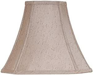 "Catalina Lighting 经典 4 件套 - 方形灯罩, 米色 13 "" 22492-000"