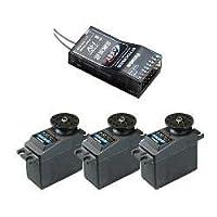 双叶电子工业 RS7008S-BLS272SV/3 (接收器、冲浪袋) 00106883