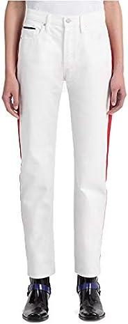 Calvin Klein 卡尔文·克莱恩 女式 直筒牛仔裤