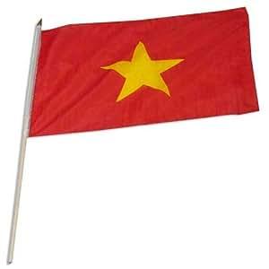 越南国旗 30.48 x 45.72 厘米 1包 BYLVN1218