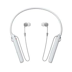 索尼 - C400 无线耳塞式耳机黑色 (WIC400/B) WIC400/W 1.28 ounces