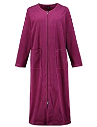 Ulla Popken 女士浴袍,长款,尺寸