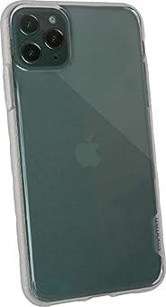 Smartish iPhone 超薄手机壳 - 功夫握把【轻质 + 防护】薄盖(丝绸)SLK-BG19P-CLEAR iPhone 11 Pro Max Nothin' to