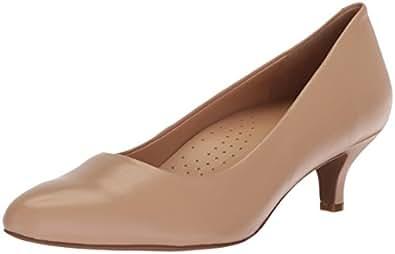 trotters 女式 kiera 高跟鞋 裸色 10.5 N US