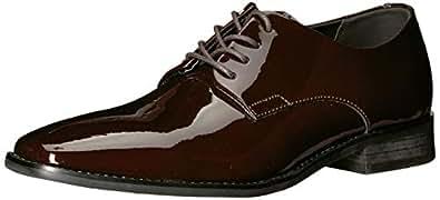 Calvin Klein 男士 Ramses 牛津鞋 桃花心皮革 7