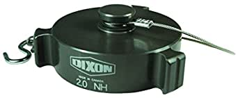 Dixon CAP250S-C 铝制硬质涂层帽带电缆,母 NPSH ,摇杆凸耳,6.35 厘米,7.62 厘米