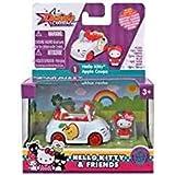 Hello Kitty Apple Coupe 金属压铸