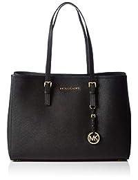 Michael Kors 迈克·科尔斯 女式 旅行用LG EW手提包 30T3GTVT7L 001 黑色 均码