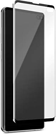 PET 屏幕保护膜,适用于 Samsung Galaxy S10+SDFSGALAXYS10PBLK 透明的