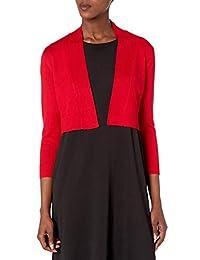 Calvin Klein 女士 针织外套 披肩