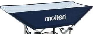 molten 摩腾 折叠式平型球车用网兜 藏青色 BT0030-N