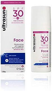 ultrasun 脸部*防晒霜 SPF3050毫升