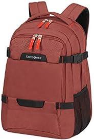 Samsonite 新秀丽 Sonora 笔记本电脑背包 15.6英寸可扩展(45厘米 - 34升) Barn Red 15.6 Zoll erweiterbar (45 cm - 34 L)