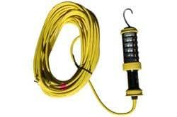 Larson Electronics EPL-FL26-100-120MX 防爆 26W 荧光手持灯 - 1 类 1-100' 线缆 (120V-50Hz (Mx))