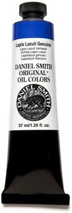 Daniel Smith Original Oil Color 37ml Paint Tube, Lapis Lazuli Genuine