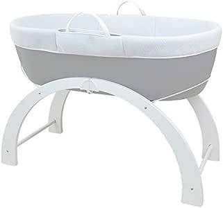 Beaba - Shnuggle Dreami 婴儿床,带摇篮功能,白色