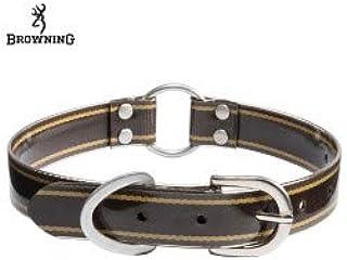 Browning Performance 狗狗项圈 (L)- 柚木棕(45.72 厘米 - 71.12 厘米)