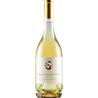 【亚马逊海外直采】ERZSEBET PINCE Tokaji Szamorodni 伊丽莎白托卡伊2016 贵腐甜白葡萄酒 500ml (匈牙利进口)