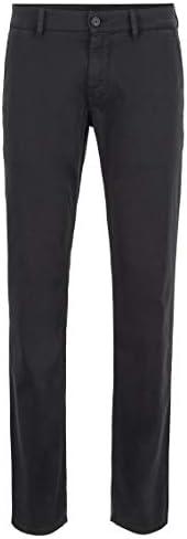 BOSS 男士 Schino-Slim D 长裤, (Black 1), 36W/32L