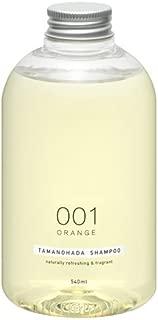 TAMANOHADA 玉之肌 洗發水001 香橙味 540ml