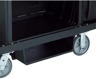 Rubbermaid 6196Under deck 架套件适用于全尺寸和 COMPACT 家政 carts ,6–11/ 高26.67cm ,25–3/ 101.60cm 长 X 30.48cm 宽