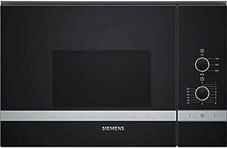 Siemens 西門子 Bf520Lmr0 微波爐 不銹鋼 黑色 均碼