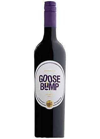 【亚马逊海外直采】意大利 美冠顾思伴甜红葡萄酒Mezzacorona Goosebump Velvety Red Italy 750ml (意大利进口)