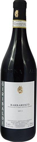 GIRIBALDI Barbaresco DOCG 吉利巴蒂酒园巴巴莱斯科红葡萄酒750ml(意大利进口红酒)